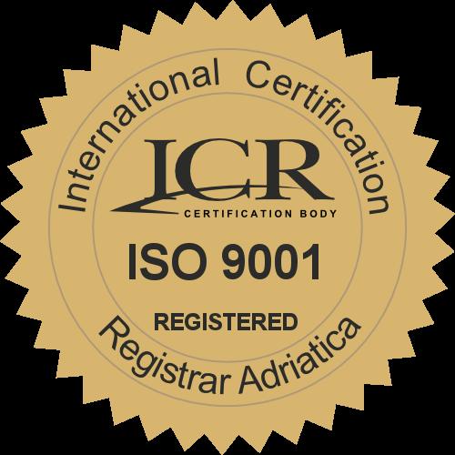 ICR ISO 9001