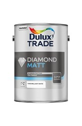 DULUX DIAMOND MATT (2,5lit) BIJELA